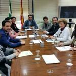 La Ruta Bética afianza su propuesta con el Sr. Consejero de Turismo