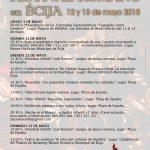 Actividades Festival Romano en Écija