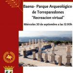 CICLO DE CONFERENCIAS – Parque Arqueológico Torreparedones – Baena
