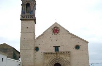 Iglesia de Santa María de Mota