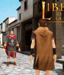 Videojuego Libertvs: Ruta hacia la libertad