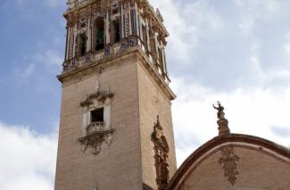 Patio de la Iglesia de Santa María