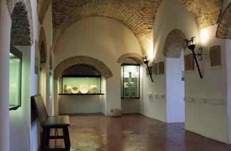 Museo Arqueológico - Torre del Agua